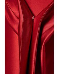 Galvan - Red Cuzco Jumpsuit - Lyst