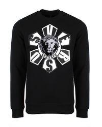 Versus | Lion Head Sweatshirt Black for Men | Lyst