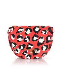 Vivienne Westwood | Leicester 190003 Shoulder Bag Red | Lyst