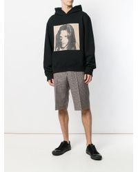 CALVIN KLEIN 205W39NYC - Black X Andy Warhol Foundation Sandra Brant Hoodie for Men - Lyst