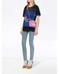 Gucci - Multicolor Gg Marmont Small Shoulder Bag - Lyst