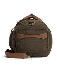 G.H. Bass & Co. Green Hudson Duffle Bag for men