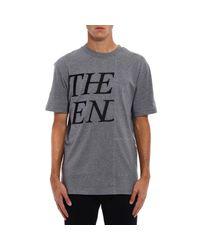 McQ Alexander McQueen - Gray Sweatshirt Men for Men - Lyst
