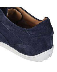 Tod's - Blue Sneakers Shoes Men for Men - Lyst