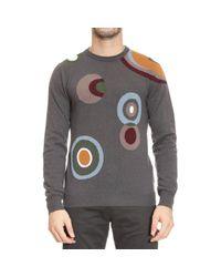 Etro - Brown Sweater Man for Men - Lyst