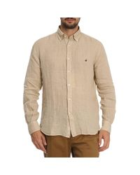 Brooksfield - Natural Shirt Men for Men - Lyst