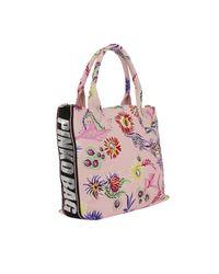 Pinko - Pink Handbag Shoulder Bag Women - Lyst