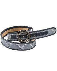 Emporio Armani | Blue Giorgio Armani Women's Belt | Lyst