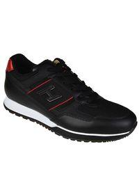 Hogan - Black Sneakers Men for Men - Lyst