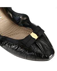 Ferragamo - Black Shoes Women - Lyst