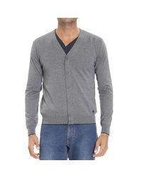 Z Zegna | Gray Ermenegildo Zegna Men's Sweater for Men | Lyst