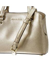 MICHAEL Michael Kors - Metallic Michael Kors Women's Handbag - Lyst