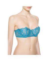 La Perla - Blue Women's Underwear - Lyst