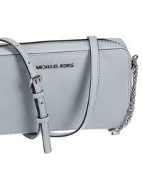 MICHAEL Michael Kors - Blue Clutch Woman - Lyst