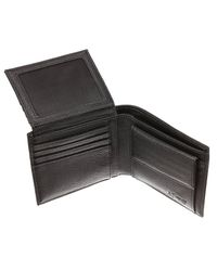 Armani Jeans - Black Wallet Man for Men - Lyst