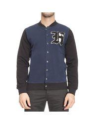 Hydrogen - Blue Sweater Man for Men - Lyst