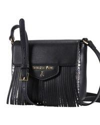 Patrizia Pepe | Black Mini Bag Handbag Women | Lyst