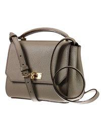 Bally - Gray Handbag Women - Lyst