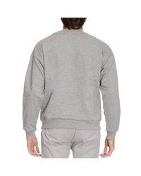Moschino | Gray Sweater Men for Men | Lyst