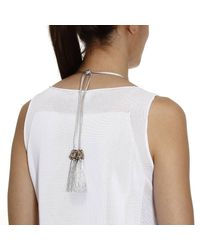 Night Market - White Jewel Bijoux Women - Lyst