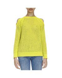 Pinko | Green Sweater Women | Lyst