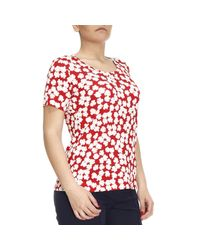 Marina Rinaldi - Red T-shirt Women - Lyst