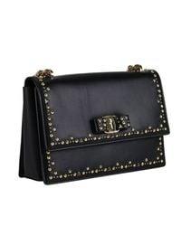 Ferragamo - Black Shoulder Bag Women - Lyst