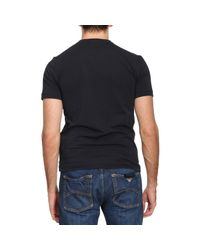 EA7 - Blue T-shirt Men Ea7 for Men - Lyst