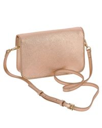 Lancaster Paris - Metallic Mini Bag Shoulder Bag Women - Lyst