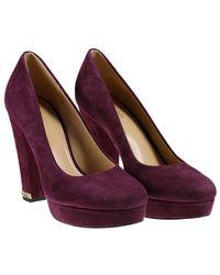 MICHAEL Michael Kors   Blue Shoes Woman   Lyst