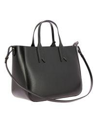 Emporio Armani - Black Handbag Shoulder Bag Women - Lyst