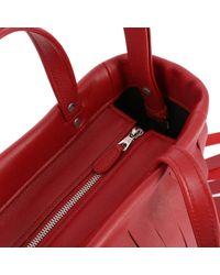 Balenciaga - Red Handbag Shoulder Bag Women - Lyst