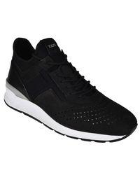 Tod's - Black Sneakers Men for Men - Lyst