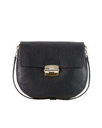 Furla - Black Crossbody Bags Shoulder Bag Women - Lyst