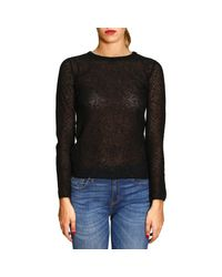 M Missoni - Black Sweater Women - Lyst