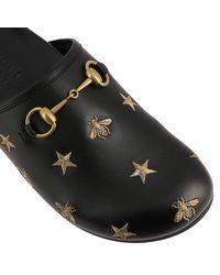 Gucci - Black Sandals Shoes Men for Men - Lyst