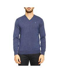 Polo Ralph Lauren - Blue Sweater Man for Men - Lyst