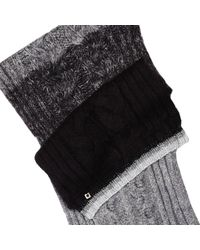 Twin Set - Gray Scarf Women - Lyst