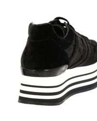Hogan | Black Shoes Women | Lyst