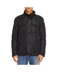 Peuterey - Black Jacket Men for Men - Lyst