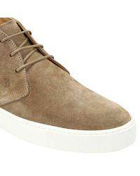 Tod's - Natural Chukka Boots Men for Men - Lyst