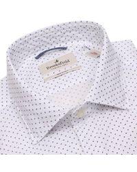 Brooksfield - White Shirt Men for Men - Lyst