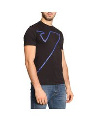 Armani Jeans   Black T-shirt Men for Men   Lyst