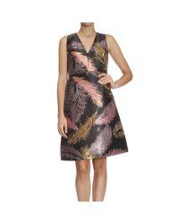 Emilio Pucci - Black Dress Woman - Lyst