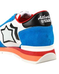Atlantic Stars - Blue Sneakers Men for Men - Lyst