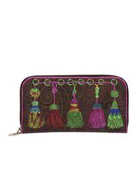 Etro - Multicolor Wallet Women - Lyst