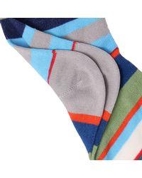 Gallo - Gray Socks Men - Lyst