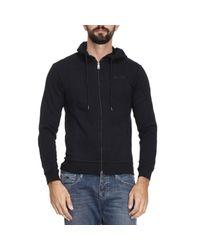 Armani Jeans - Black Sweater Men for Men - Lyst