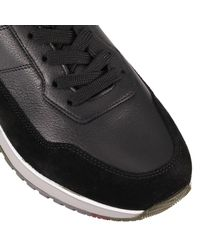 Hogan Black Sneakers Shoes Men for men
