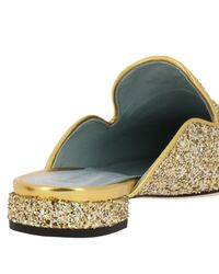 Chiara Ferragni - Metallic Ballet Flats Shoes Women - Lyst
